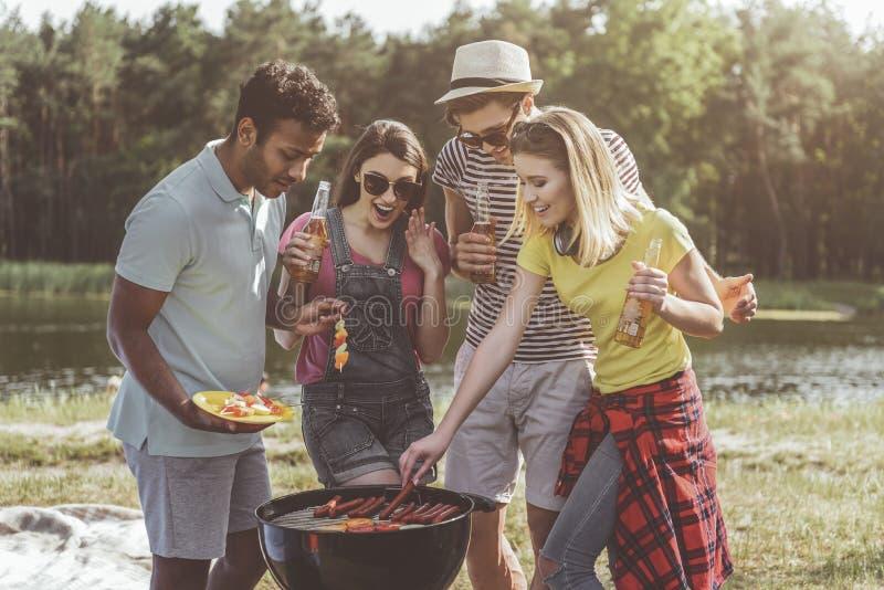 Guter Analsex Während Des Picknicks