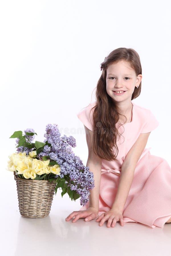 Freundliche Blumen stockfotos