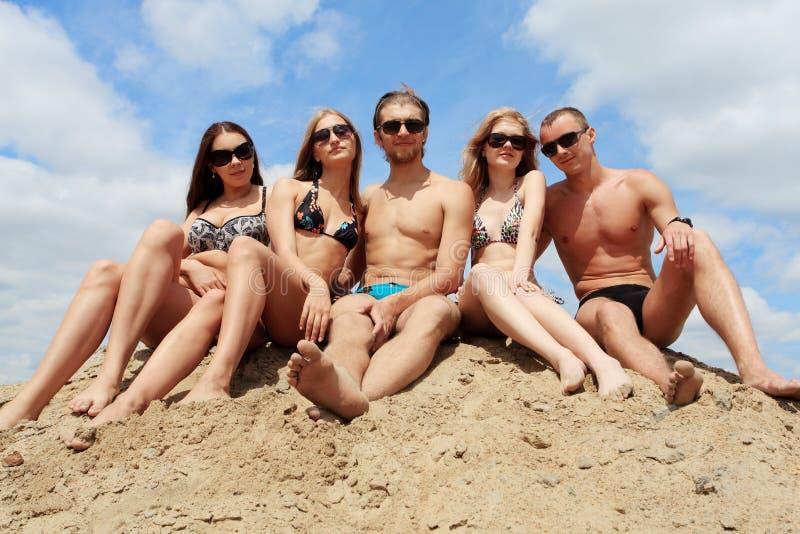 Freundlicher Sommer lizenzfreie stockfotos
