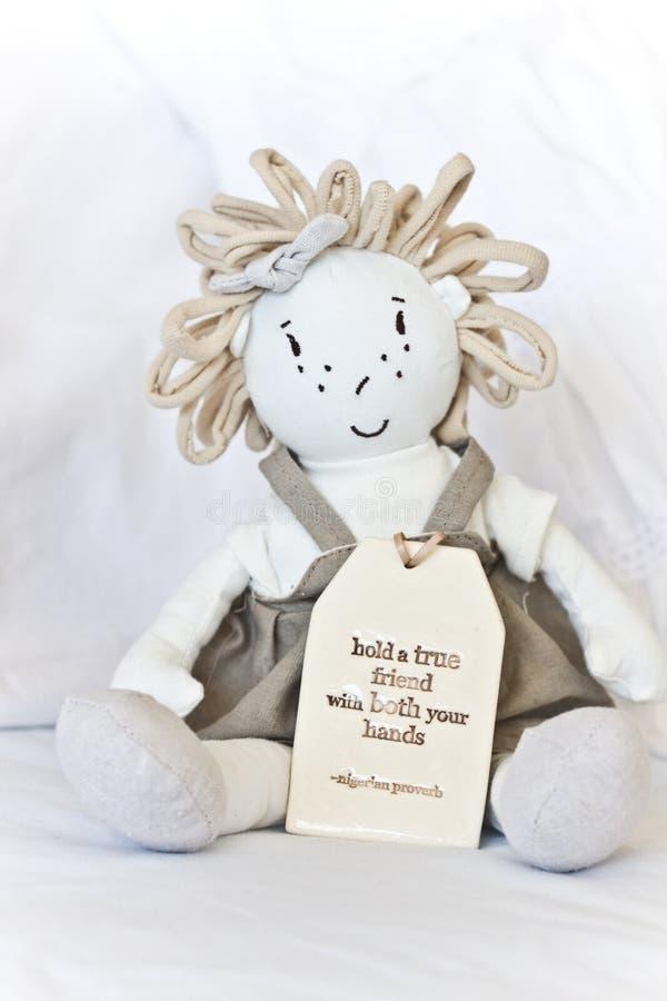 Freundschaft-Puppe stockbilder