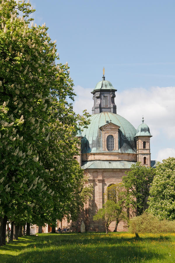 Download Freystadt_pilgrimage_church_1005 Stock Image - Image: 14548063