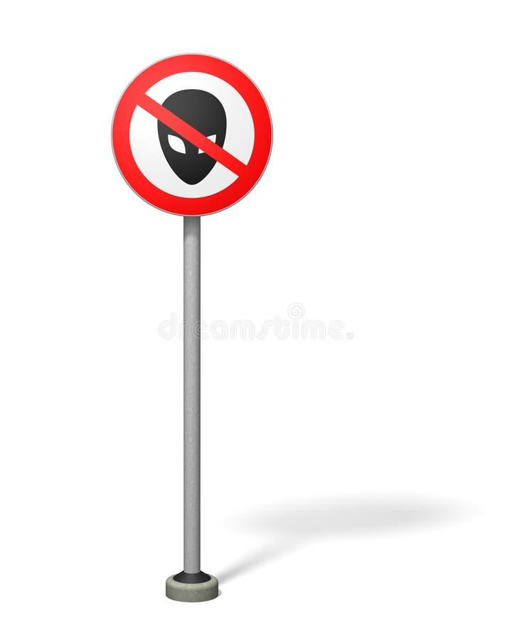 Download Fri zon för främling stock illustrationer. Illustration av transport - 232175