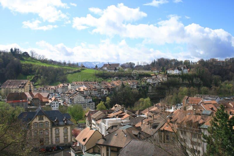 Fribourg στοκ εικόνες