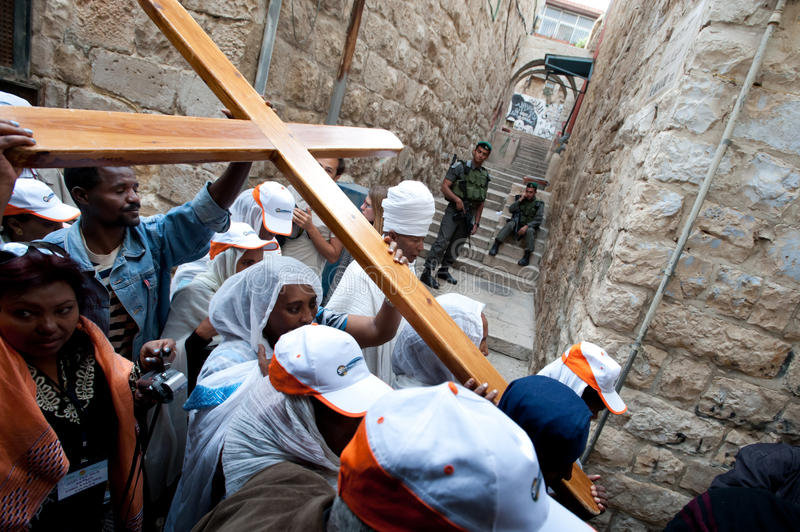 friday goda jerusalem royaltyfri foto