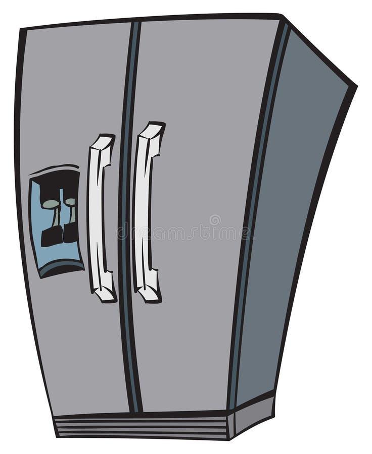 fridge ilustracji