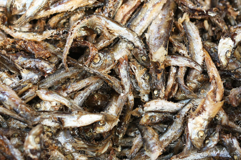 Download Fried Anchovies Stock Photos - Image: 21289003