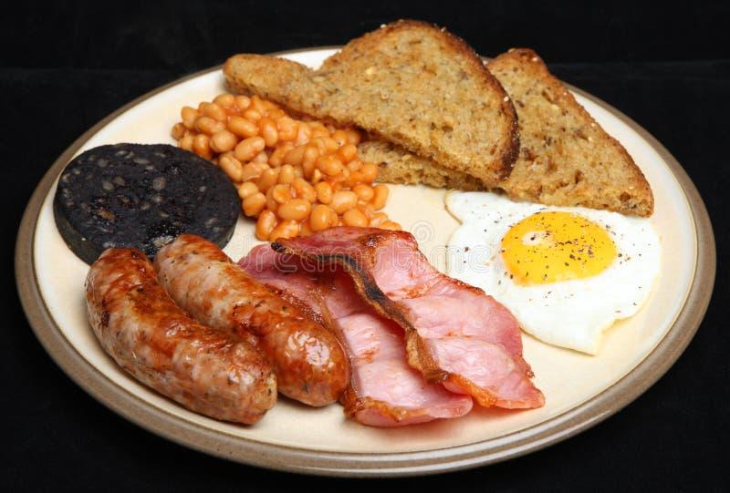 Fried Breakfast Royalty Free Stock Image