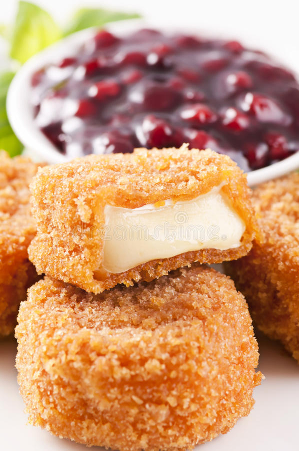 Download Fried camembert stock photo. Image of baked, round, fatty - 19894604