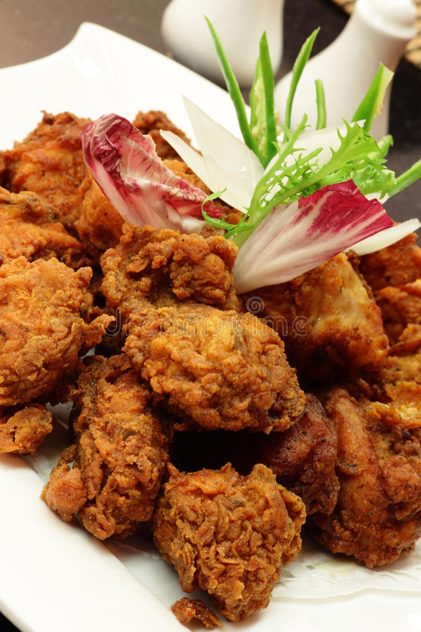 Download Fried chicken stock image. Image of food, closeup, dining - 15702215