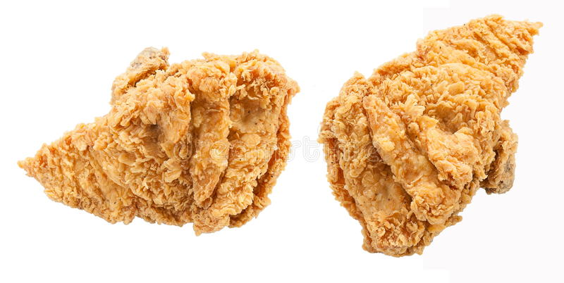 Fried Chicken Stock Photos