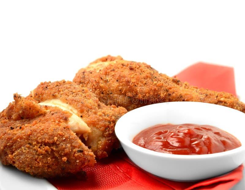Fried Chicken du sud photographie stock libre de droits