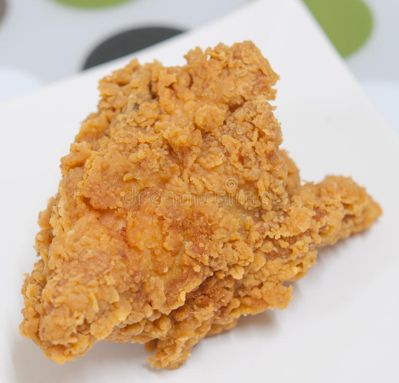 Fried Chicken Food Stock Photos
