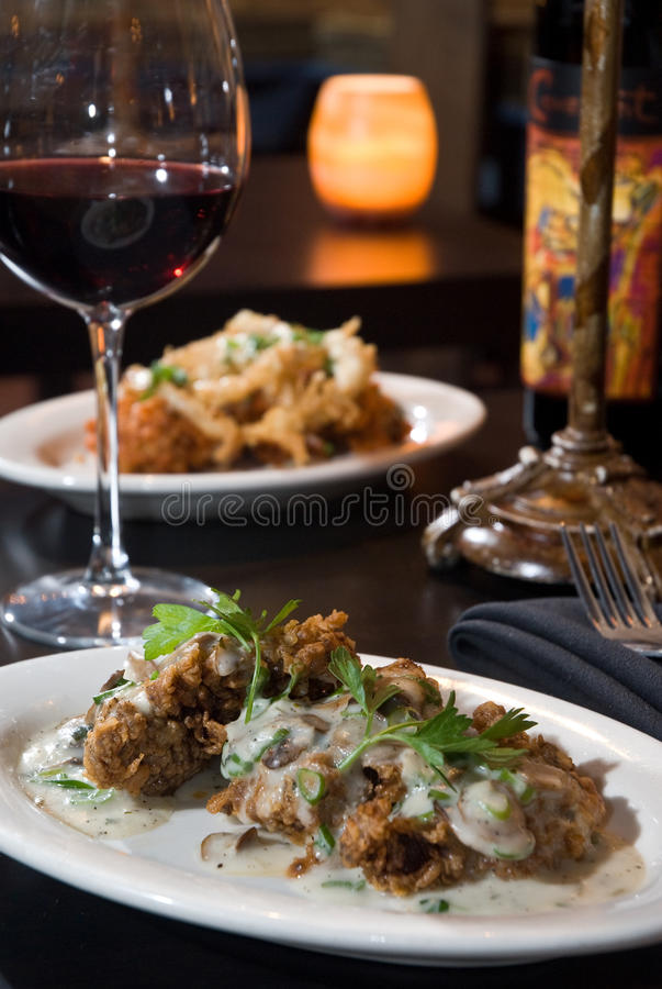 Download Fried Chicken Livers Stock Photos - Image: 14797553