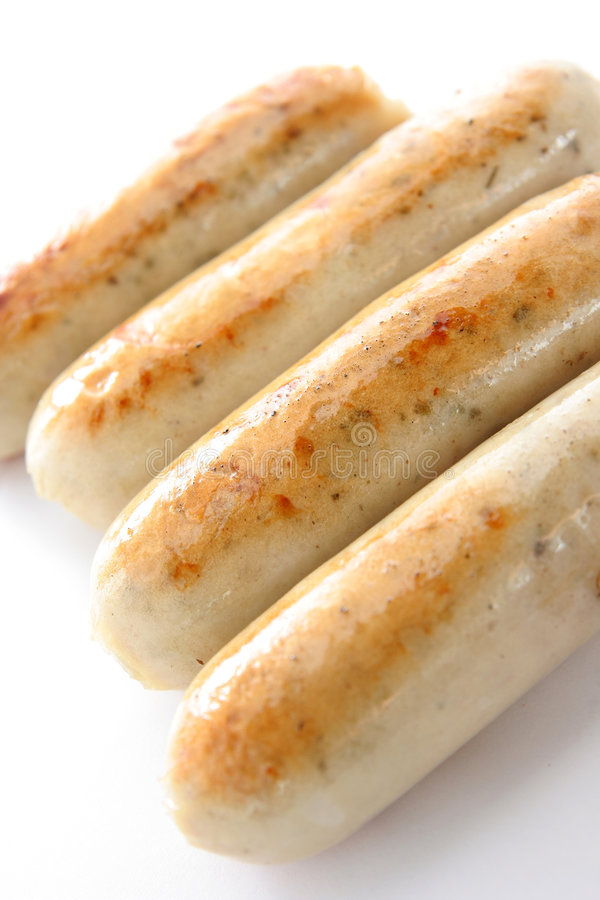 Download Fried chicken sausage stock image. Image of sausage, cuisine - 5962797