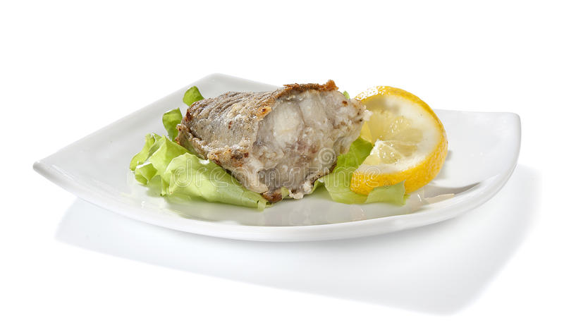 Download Fried Cod Royalty Free Stock Photos - Image: 24992178