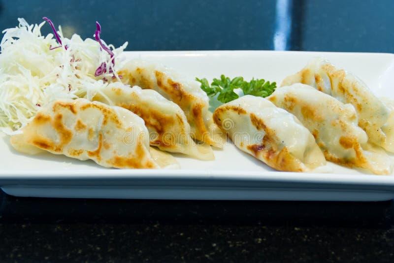 Fried Dumpling fotos de archivo