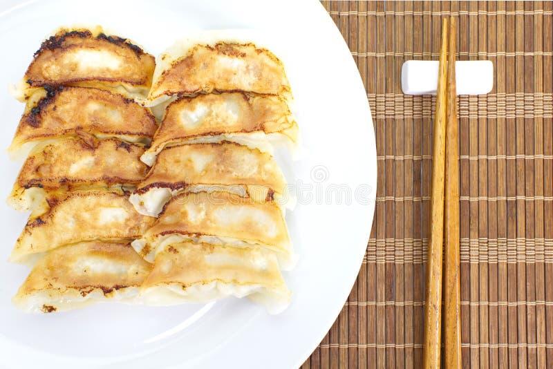 Fried Dumpling fotografía de archivo libre de regalías