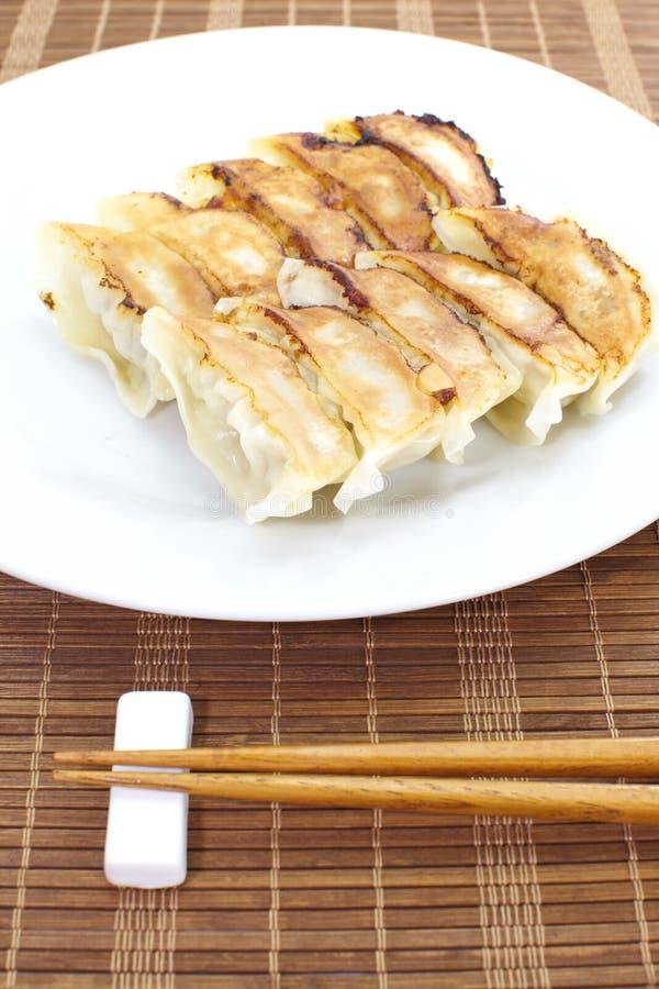Fried Dumpling imagen de archivo libre de regalías