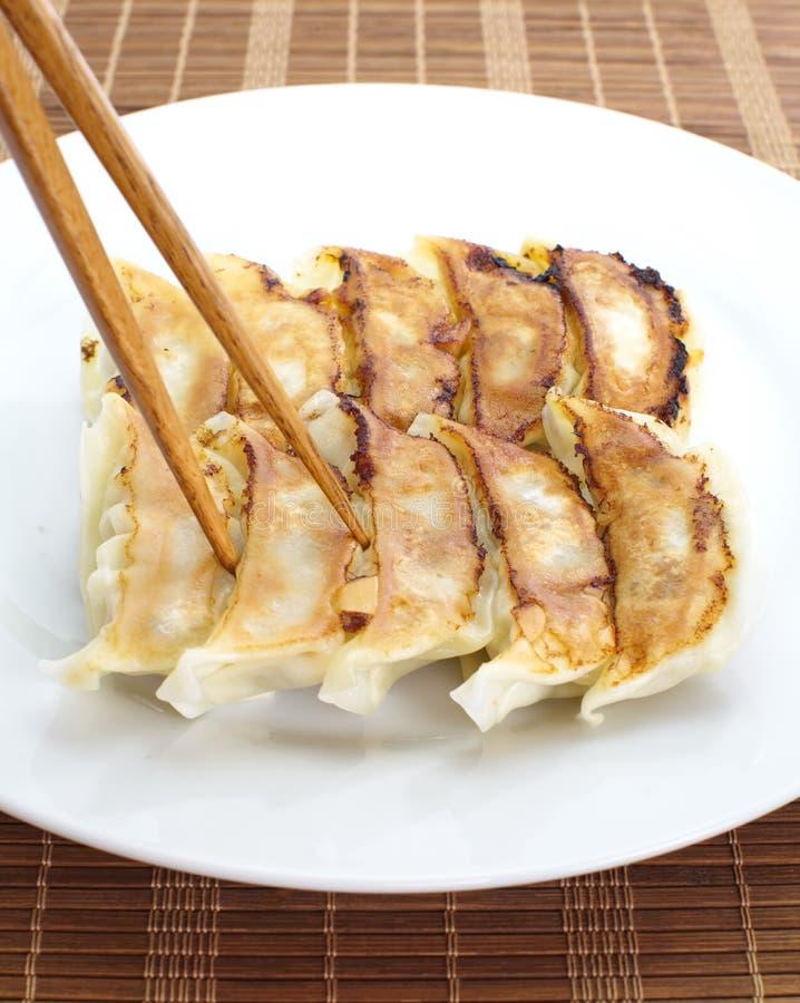 Fried Dumpling fotografía de archivo