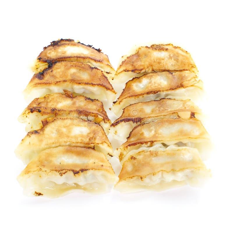 Fried Dumpling foto de archivo