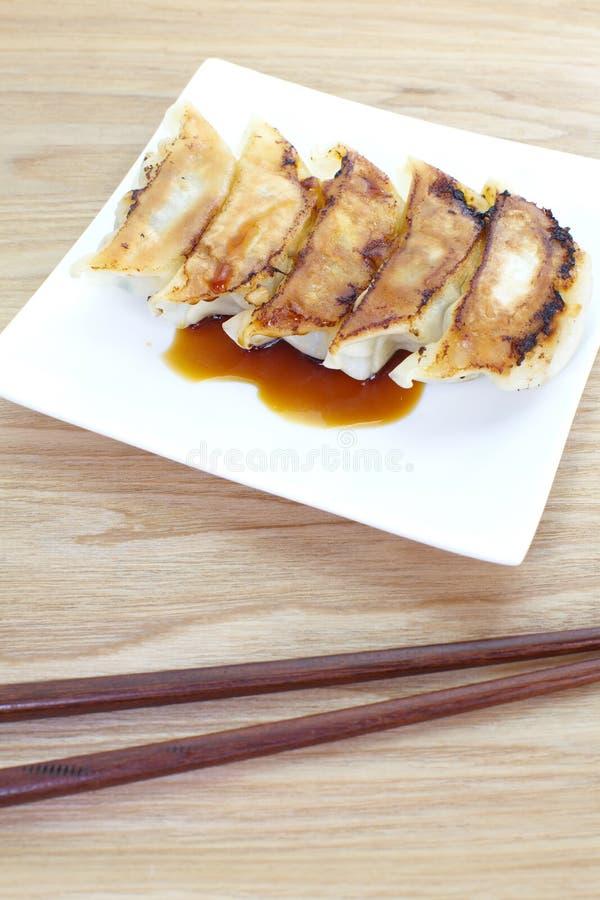 Fried Dumpling foto de archivo libre de regalías