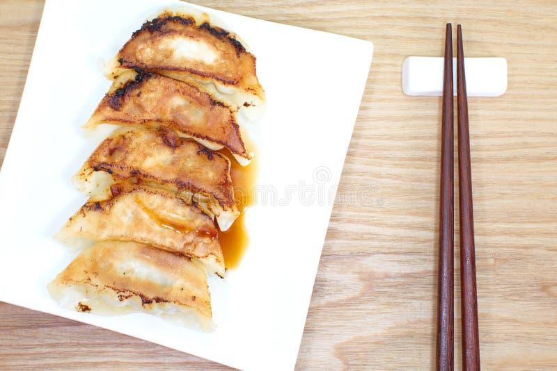 Fried Dumpling fotos de archivo libres de regalías