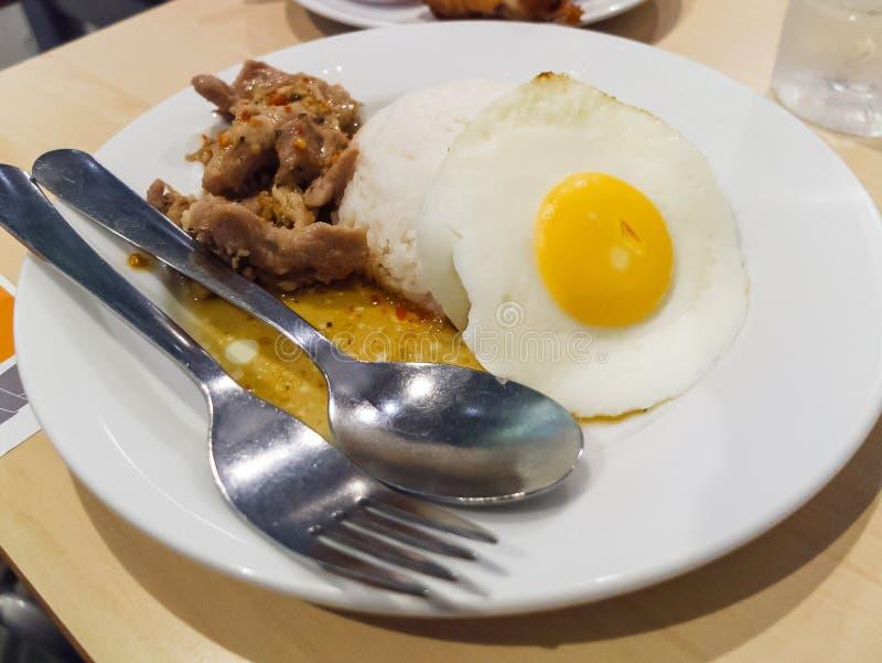 Fried Egg foto de stock