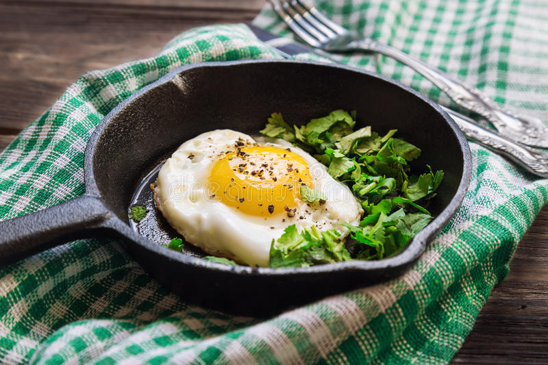 Fried Egg images stock