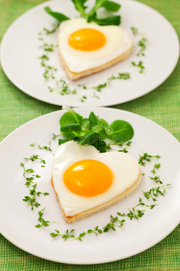 Free Fried Eggs Stock Image - 17138101