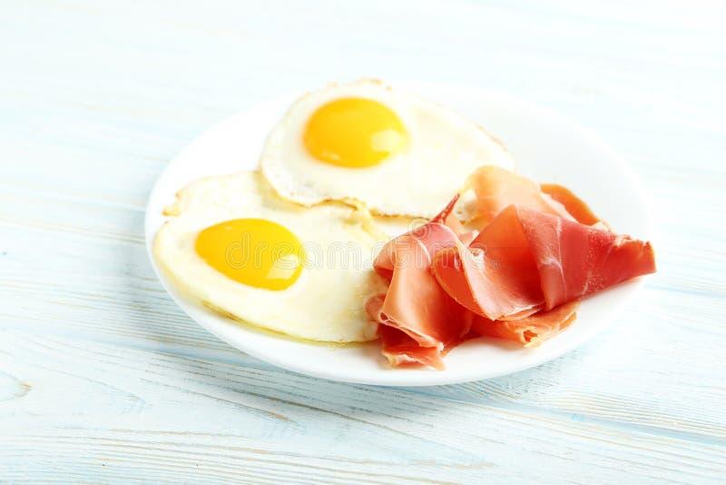 Fried Eggs fotos de archivo