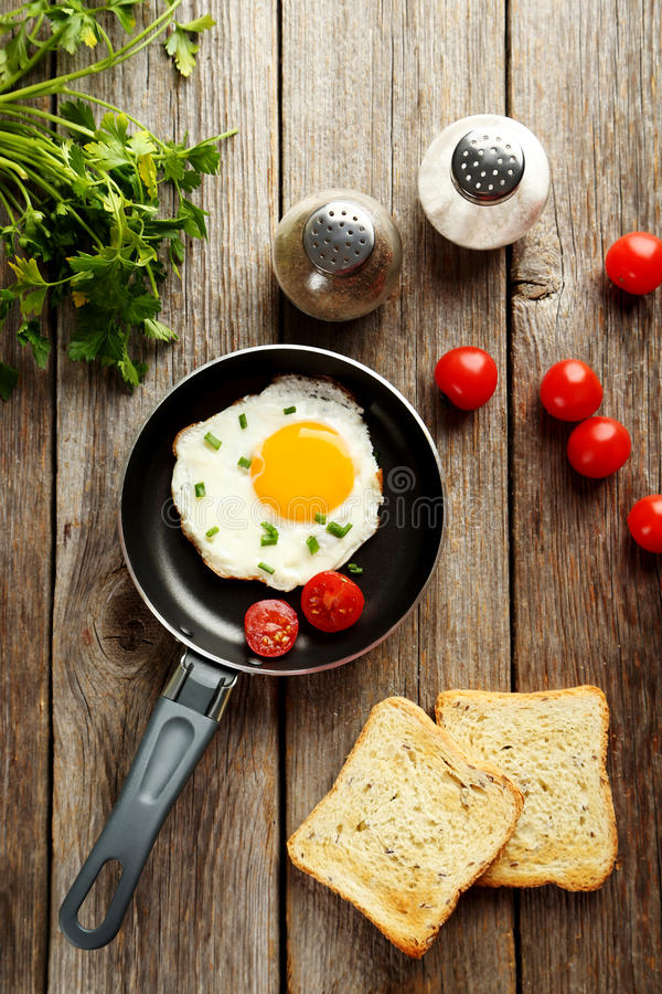 Fried Eggs imagen de archivo