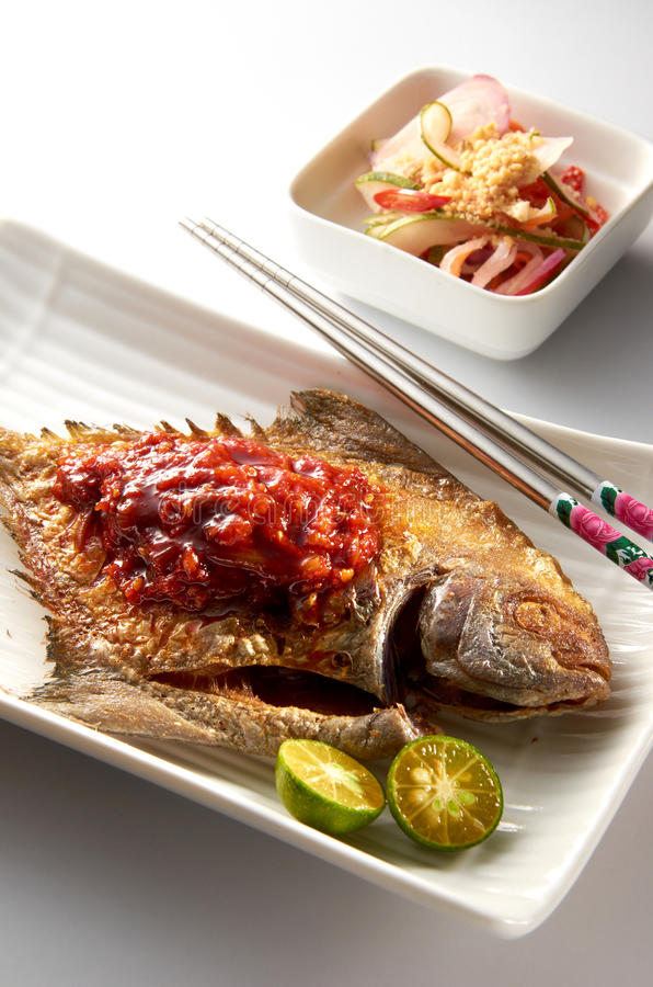 Download Fried Fish Royalty Free Stock Photo - Image: 22825055