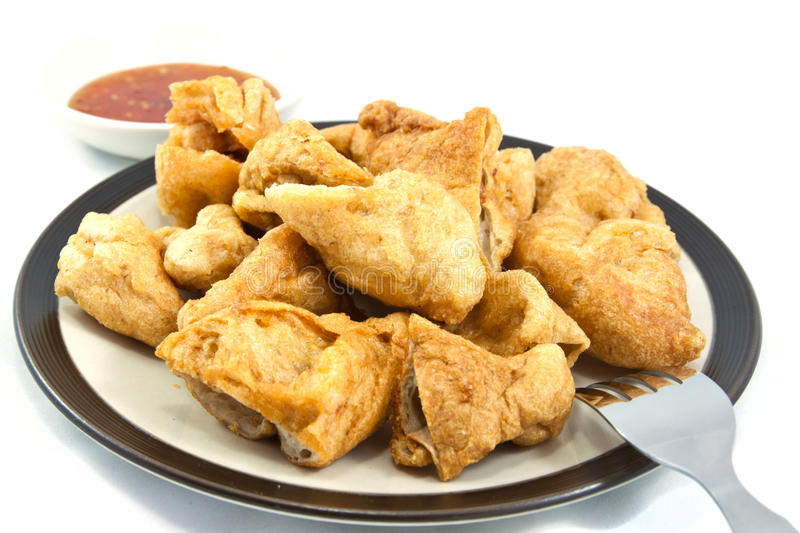 Download Fried fish balls stock photo. Image of nuggets, fish - 39509996