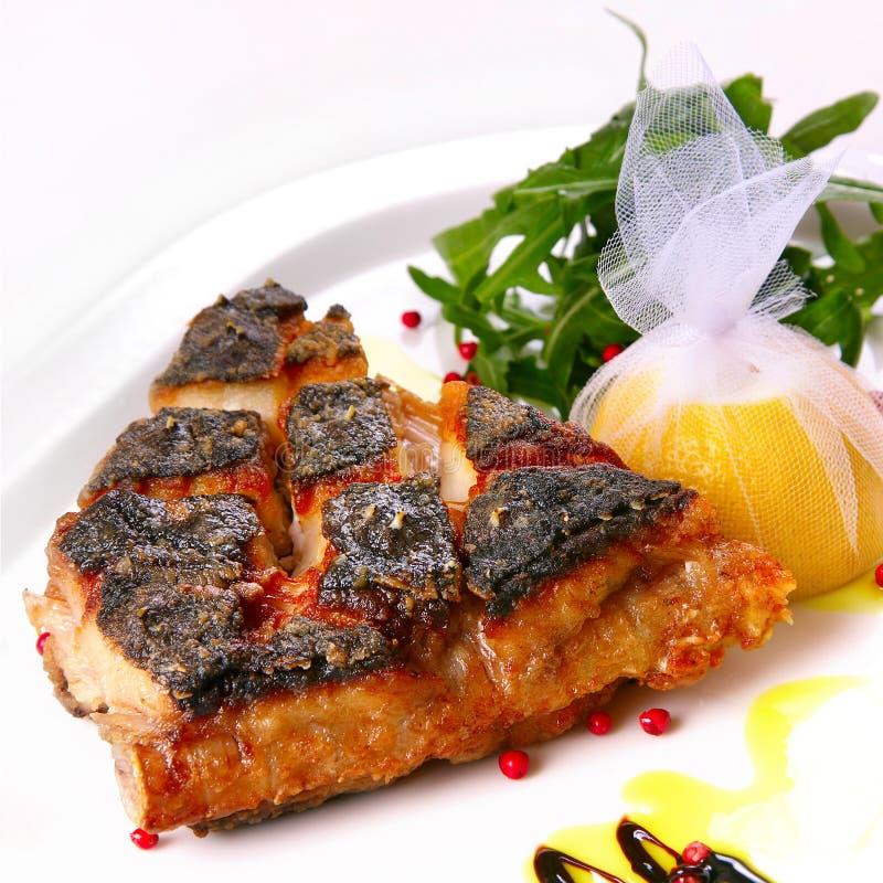 Download Fried Flat Fish Stock Photo - Image: 25317500