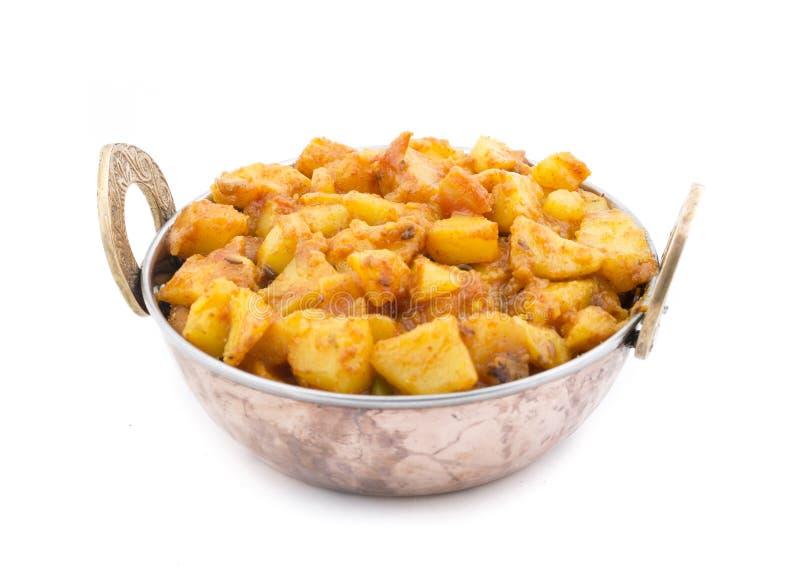 Fried Potato Vegetable photographie stock
