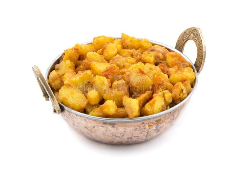Fried Potato Vegetable images stock