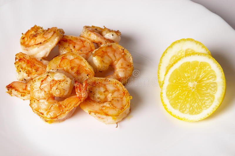 Download Fried prawns stock image. Image of spicy, restaurant - 13379731