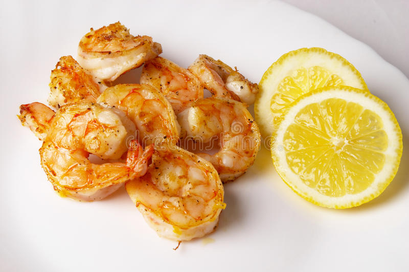 Download Fried prawns stock photo. Image of spicy, restaurant - 13571572