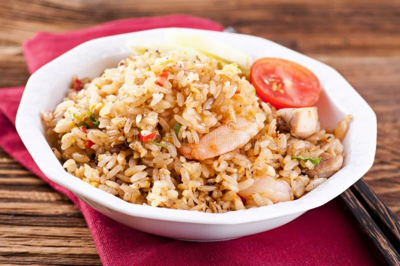 Download Fried rice stock image. Image of food, asia, bowl, goreng - 24055915