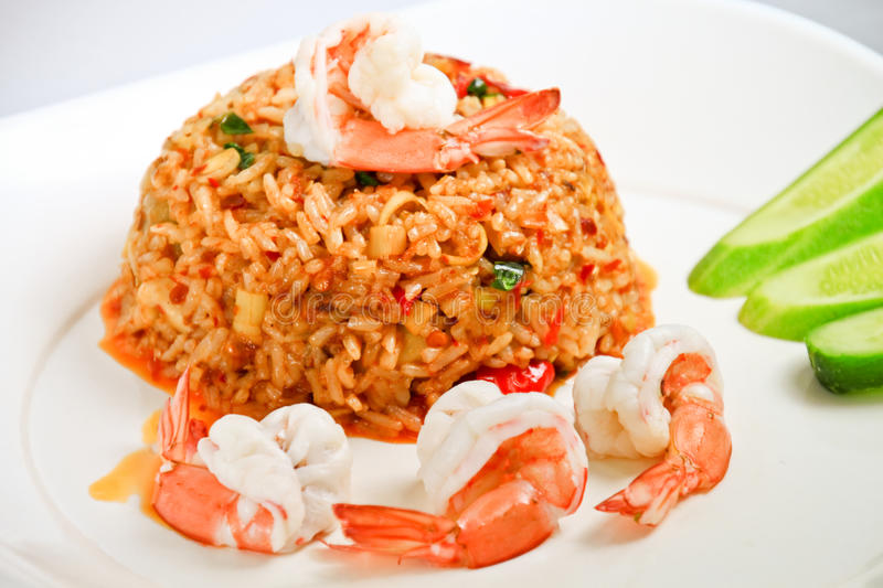 Download Fried rice stock photo. Image of dinner, thailand, tasty - 29003502