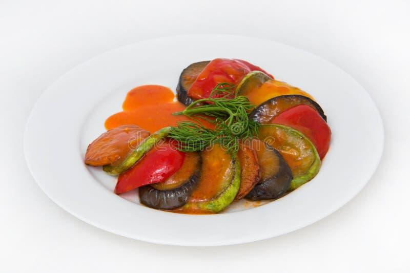 Sliced Eggplant stock image. Image of ingredient, squash ...