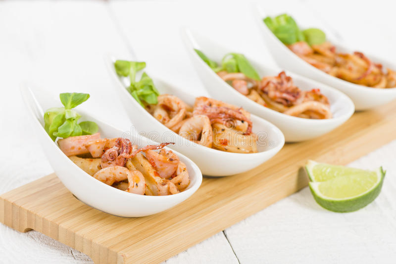 Download Fried Squid Rings Stock Images - Image: 36915134