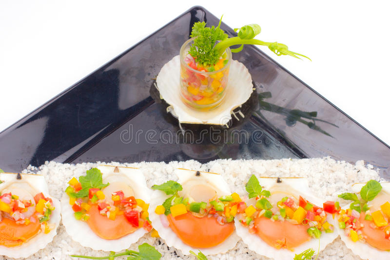 Download Fried Thai Appetizers With Soy Dipping Sauce Stock Image - Image: 26651319