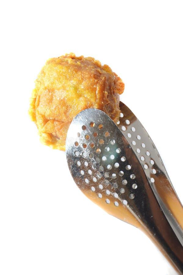Download Fried tofu stock image. Image of fresh, dinner, golden - 34460541