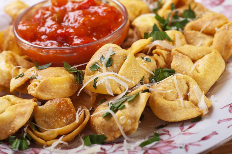 Download Fried Tortellini Royalty Free Stock Photos - Image: 33707558