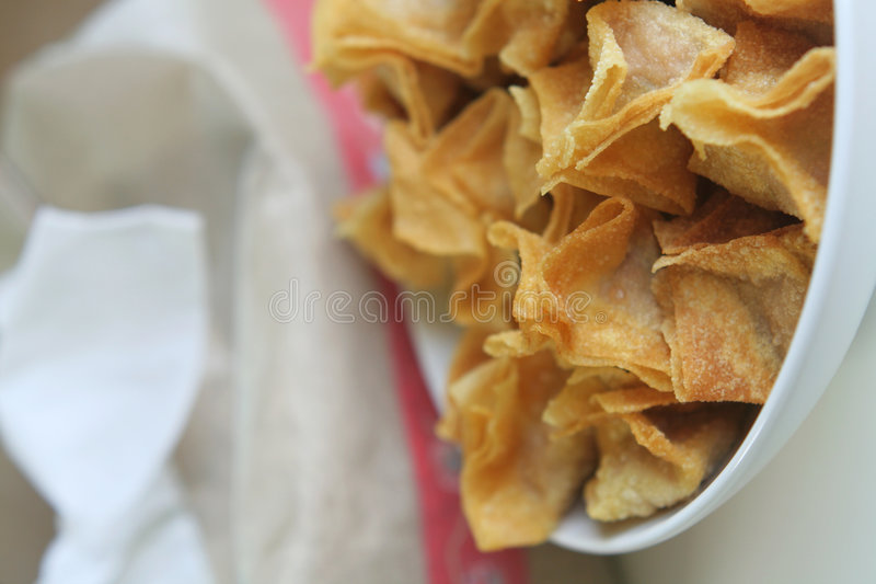 Download Fried Wantan Stock Images - Image: 2302374