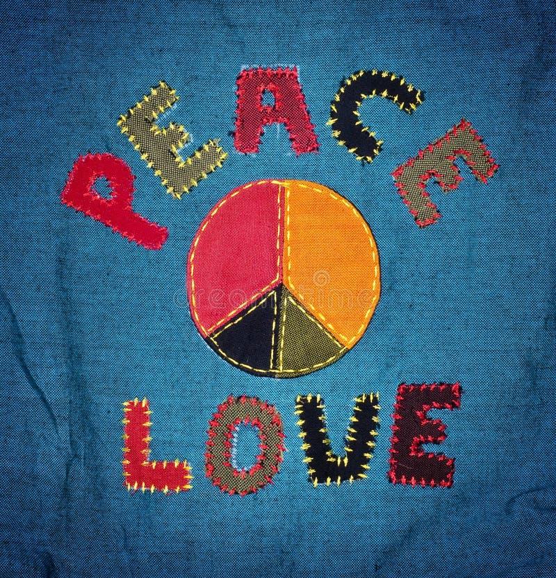 Download Frieden Und Liebe Stockfoto - Bild: 15914960