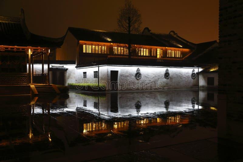 Frieden von Wuzhen lizenzfreie stockfotografie