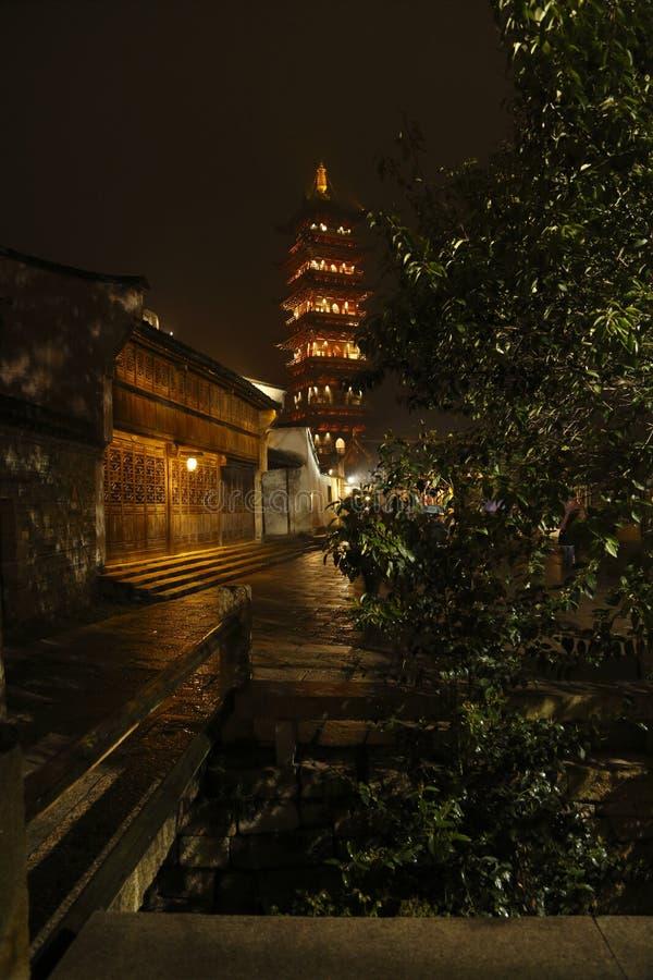 Frieden von Wuzhen stockfoto
