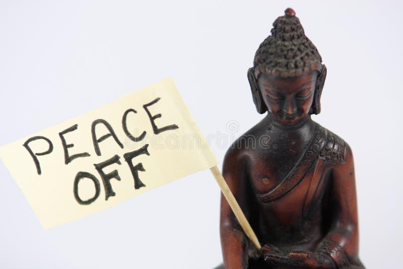 Frieden weg lizenzfreie stockbilder